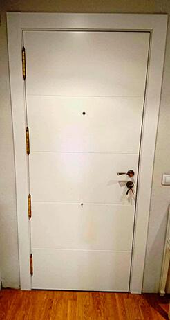 Medidas de las puertas blindadas