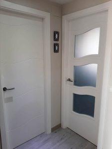 puertas de paso a medida